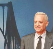 Tom Hanks asiste a la premier alemana del puente de espías en el cine de Palast del PARQUE ZOOLÓGICO el 13 de noviembre de 2015 e Foto de archivo