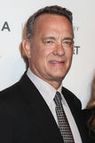 Tom Hanks. NEW YORK, NY - APRIL 26: Tom Hanks attend `The Circle` premiere during the 2017 Tribeca Film Festival at BMCC Tribeca PAC on April 26, 2017 in New Stock Photos