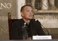 Tom Hanks Royalty Free Stock Photography