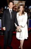 Tom Hanks and Rita Wilson Royalty Free Stock Photos