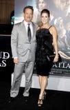 Tom Hanks and Rita Wilson Stock Photos