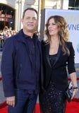 Tom Hanks and Rita Wilson Royalty Free Stock Images