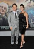 Rita Wilson,Tom Hanks Stock Photography