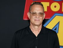 Tom Hanks royalty free stock images