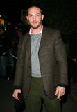 Tom Hardy. Arriving for the English National Ballet Christmas showing of The Nutcracker, at The Coliseum Theatre, London. 14/12/2011 Picture by: Alexandra Glen royalty free stock images