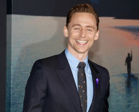 Tom Hiddleston Fotografia Stock