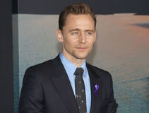 Tom Hiddleston Immagine Stock Libera da Diritti