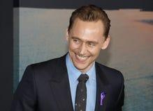 Tom Hiddleston Fotografie Stock Libere da Diritti