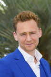 Tom Hiddleston. CANNES, FRANCE - MAY 25: Tom Hiddleston attends the 'Only Lovers Left Alive' photocall during The 66th Annual Cannes Film Festival at Palais des Stock Images