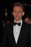 Tom Hiddleston. CANNES, FRANCE - MAY 25, 2013: Tom Hiddleston at gala premiere at the 66th Festival de Cannes for his movie Only Lovers Left Alive Royalty Free Stock Image