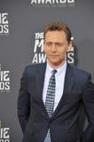 Tom Hiddleston. LOS ANGELES, CA - APRIL 14, 2013: Tom Hiddleston at the 2013 MTV Movie Awards at Sony Studios, Culver City Royalty Free Stock Photos