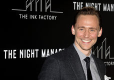 Tom Hiddleston Royalty Free Stock Photos