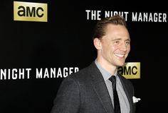 Tom Hiddleston Stock Photography