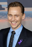 Tom Hiddleston. At the Los Angeles premiere of `Kong: Skull Island` held at the El Capitan Theatre in Hollywood, USA on March 8, 2017 Royalty Free Stock Photo