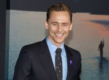 Tom Hiddleston. At the Los Angeles premiere of `Kong: Skull Island` held at the El Capitan Theatre in Hollywood, USA on March 8, 2017 Stock Photo