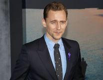 Tom Hiddleston. At the Los Angeles premiere of `Kong: Skull Island` held at the El Capitan Theatre in Hollywood, USA on March 8, 2017 Stock Image