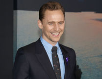 Tom Hiddleston. At the Los Angeles premiere of `Kong: Skull Island` held at the El Capitan Theatre in Hollywood, USA on March 8, 2017 Stock Images