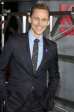 Tom Hiddleston. At the Los Angeles premiere of `Kong: Skull Island` held at the El Capitan Theatre in Hollywood, USA on March 8, 2017 Stock Photography