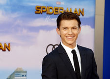 Tom Holland Stock Photography
