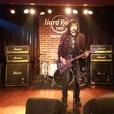 Tom Keifer from Cinderalla Stock Image