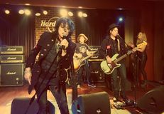Tom Keifer od Kopciuszek Obraz Royalty Free