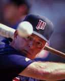 Tom Kelly Minnesota Twins Manager Royaltyfria Bilder