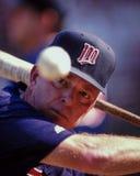 Tom Kelly Minnesota Twins Manager Imágenes de archivo libres de regalías