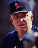 Tom Kelly Minnesota Twins Manager Stock Foto's