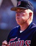 Tom Kelly Minnesota Twins Manager Stock Photo