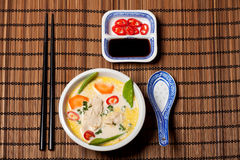 Tom kha gai Stock Images
