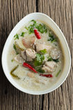 Tom Kha Gai Royalty Free Stock Image