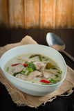 Tom Kha Gai Royalty Free Stock Images