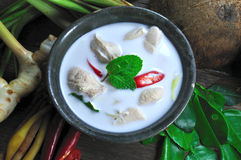 Tom Kha Kai Royalty Free Stock Photos