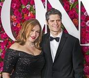 Tom Kitt chez Tony Awards 2018 Photos stock