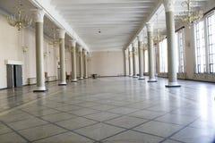 tom korridor Royaltyfri Bild