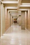tom korridor royaltyfri foto