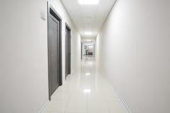 tom korridor arkivbilder
