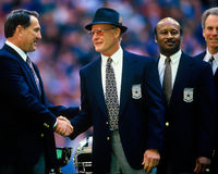 Tom Landry Dallas Cowboys Royalty Free Stock Image