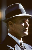 Tom Landry. Dallas Cowboys head coach Tom Landry  (Image taken from color slide Stock Photography