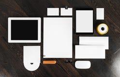 Tom mall för företags identitet fotografering för bildbyråer