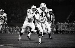 Tom Matte, Baltimore Colts Photographie stock