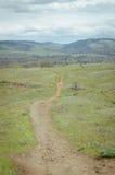 Tom McCall Preserve Path Faded Fotos de archivo