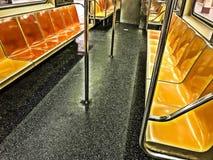 Tom NYC-gångtunnelbil Royaltyfria Bilder