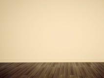 tom orange vägg Fotografering för Bildbyråer
