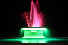 Tom Parker Fountain, Napier, New Zealand Royalty Free Stock Photos