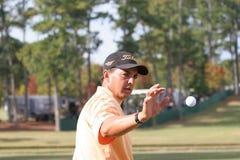 Tom Pernice jr, Tour Championship, Atlanta, 2006 Stock Photography