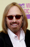 Tom Petty. At the 2012 MTV Video Music Awards held at the Staples Center in Los Angeles, United States on September 6, 2012 Royalty Free Stock Image