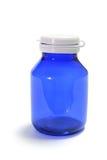 tom pill för flaska Royaltyfri Bild