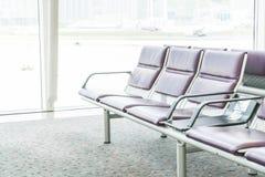 Tom plats i flygplatsen Royaltyfria Bilder