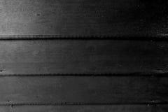 Tom retro träväggbakgrund Arkivfoto